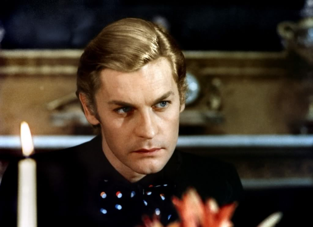 A young Helmut Berger